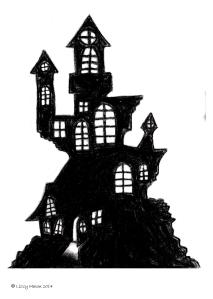 A4-A3 Haunted house