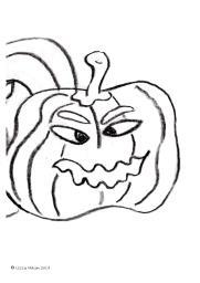 Punkin Halloween right A2