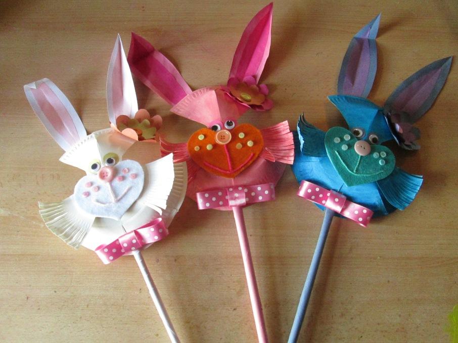 Easter Bunny Masks