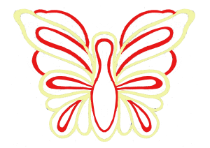 butterfly St Gorgre template 3