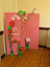 Small Display for St Gorges Day