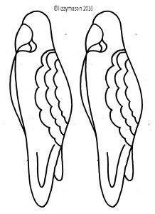 parrot-art-template-001