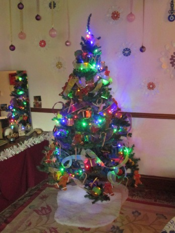 Traditional Christmas Decorations.