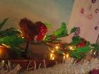 Christmas mantelpiece idea